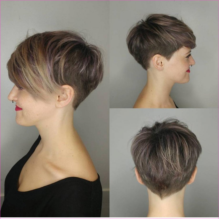 10 Stylish Pixie Haircuts - Women Short Undercut Hairstyles 2018 ...
