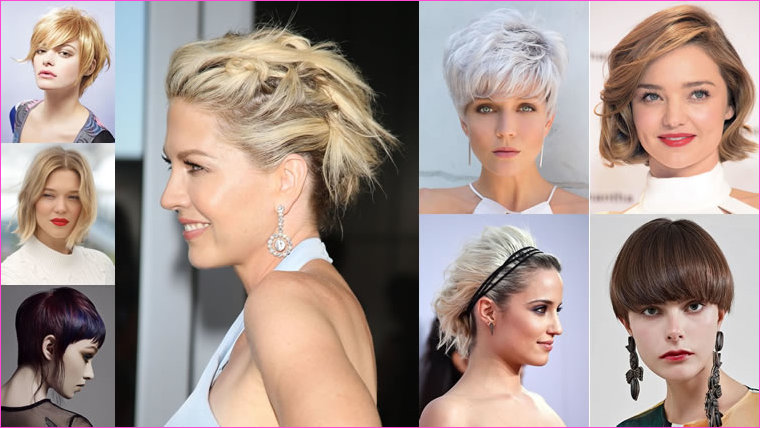 25 Trendy Short Hair Cut 2018 – Bob & Pixie Hair Styles for Ladies ...