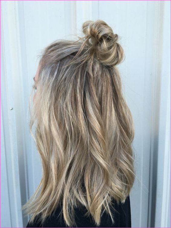 6 Top Knots for EVERY Hair Length in 2019 | Beauty | Pinterest ...