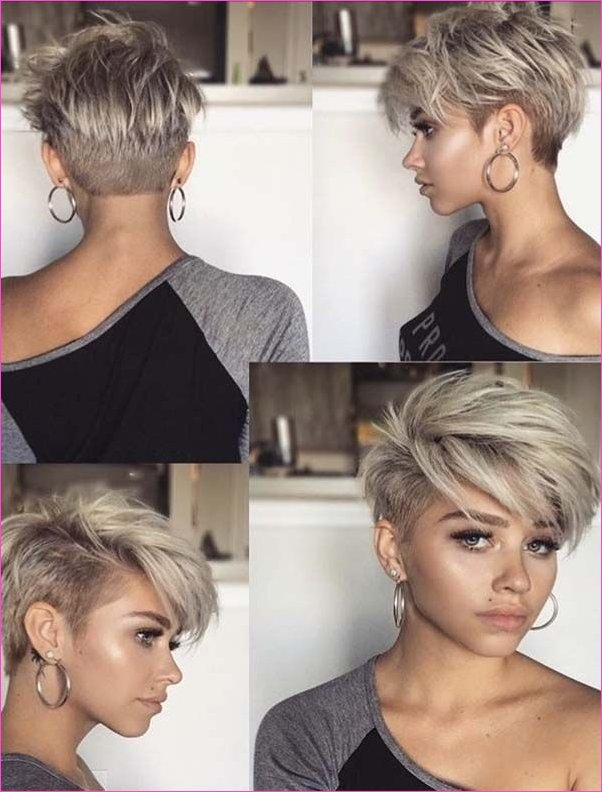 Trendy Pixie Haircuts for Short Hair in Year 2019 | Short hairstyles ...