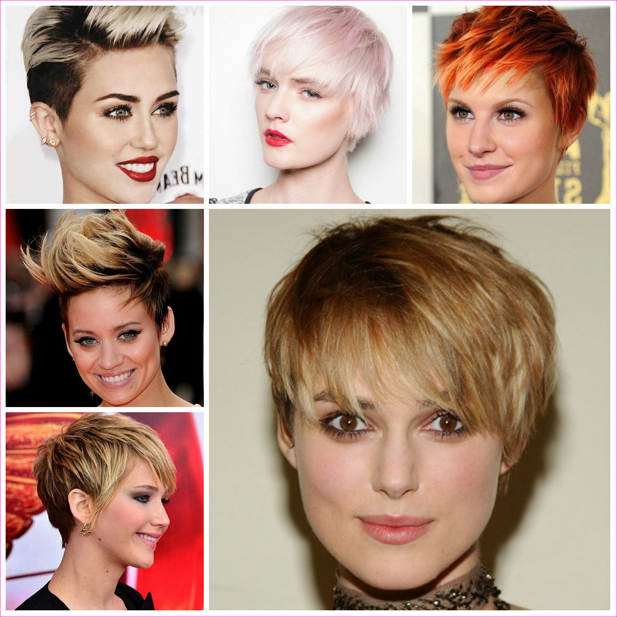 Trendy Pixie Ombre Hairstyles 2019 | Hairstyles for Women 2019 ...