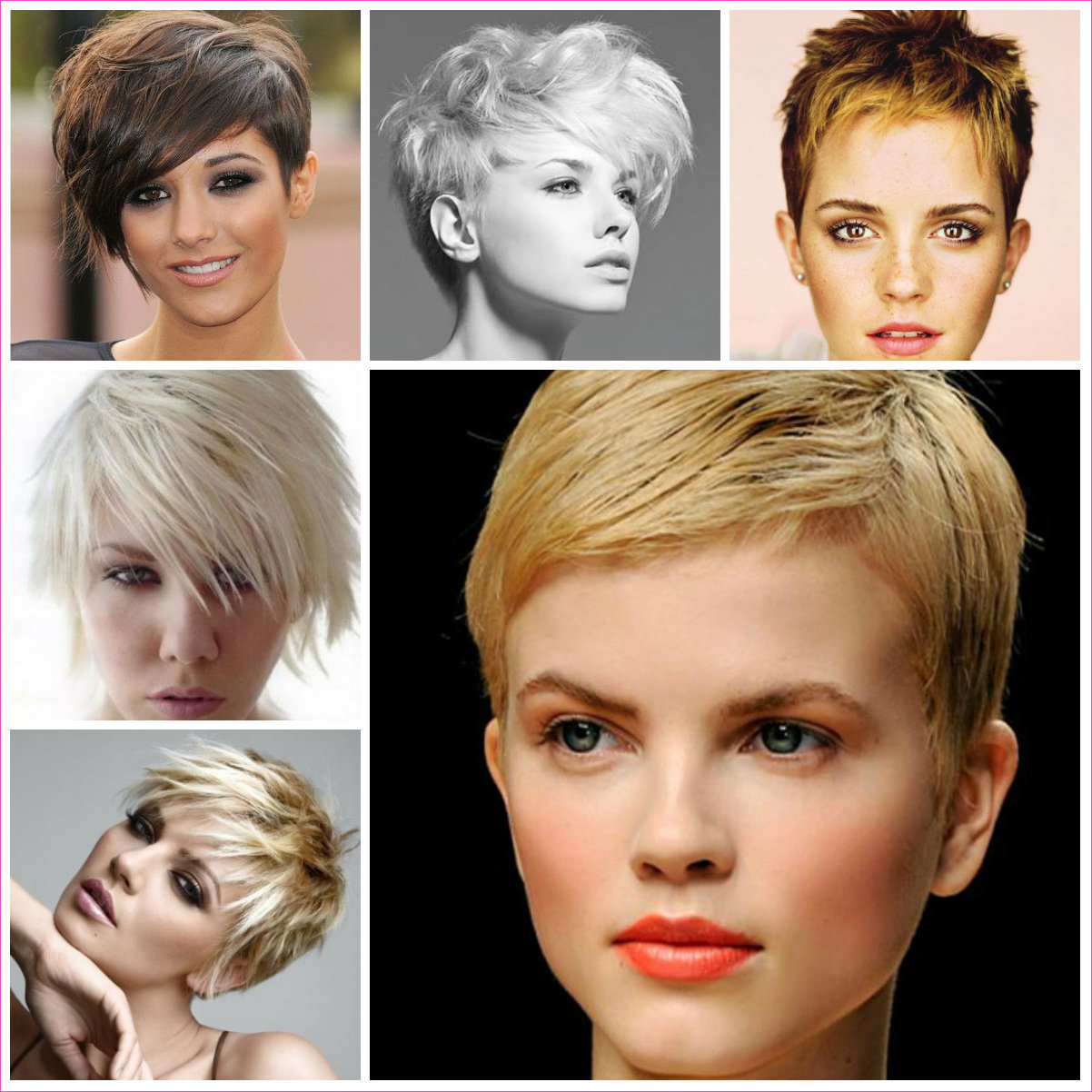 Trendy Short Hairstyles for 2019 – Trendy Hairstyles 2019 for long ...