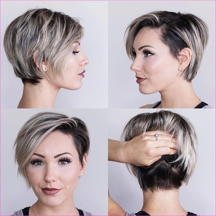 10 Latest Long Pixie Hairstyles to Fit & Flatter - Short Haircuts 2019