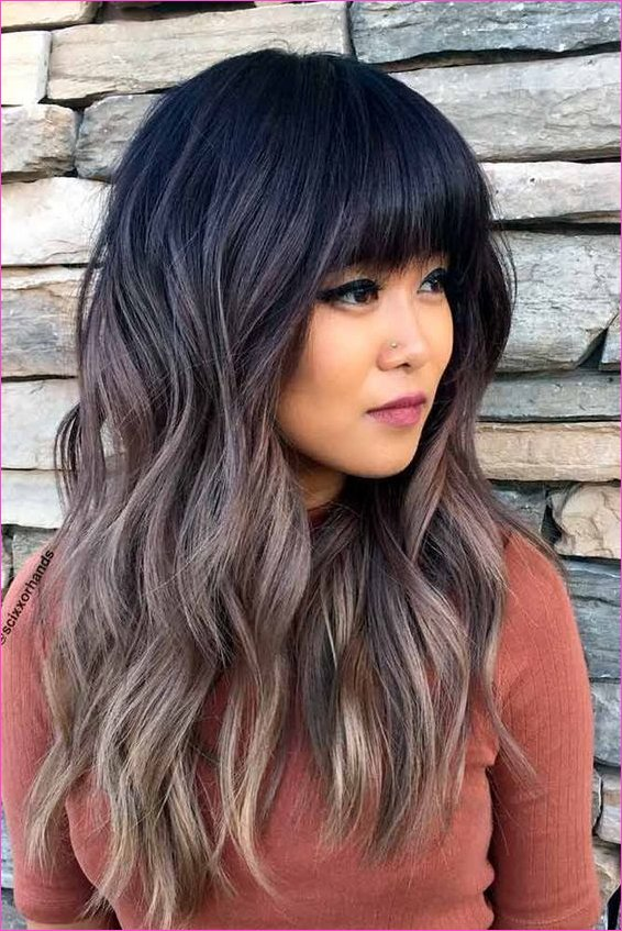 10 Layered Hairstyles & Cuts for Long Hair 2019