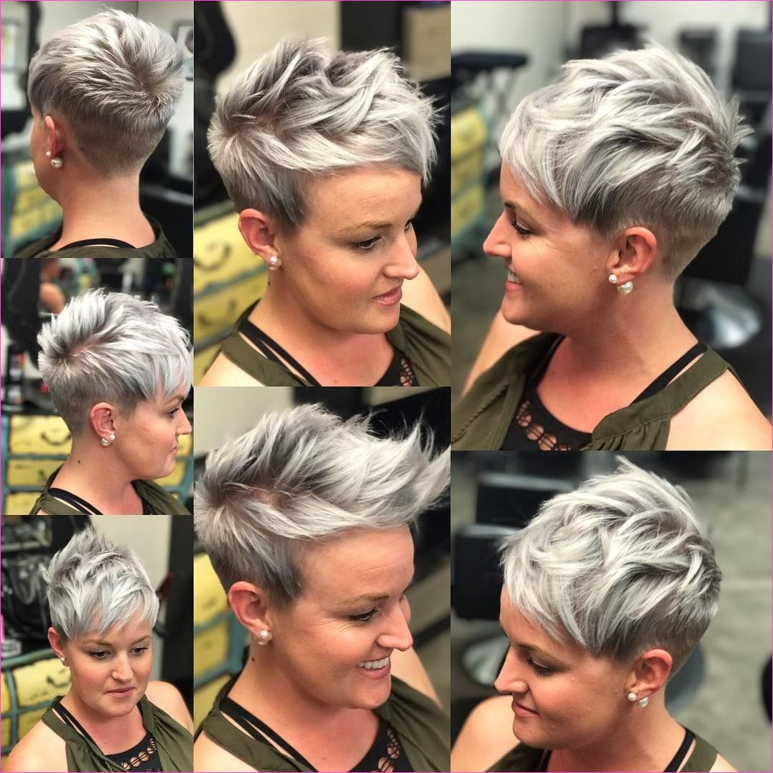 10 Short Hairstyles for Women Over 40 - Pixie Haircuts 2019 | over ...