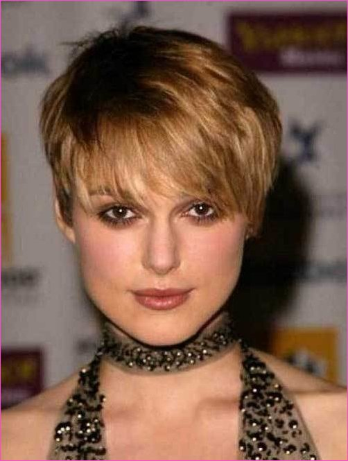 15 Keira Knightley Pixie Haircuts - crazyforus