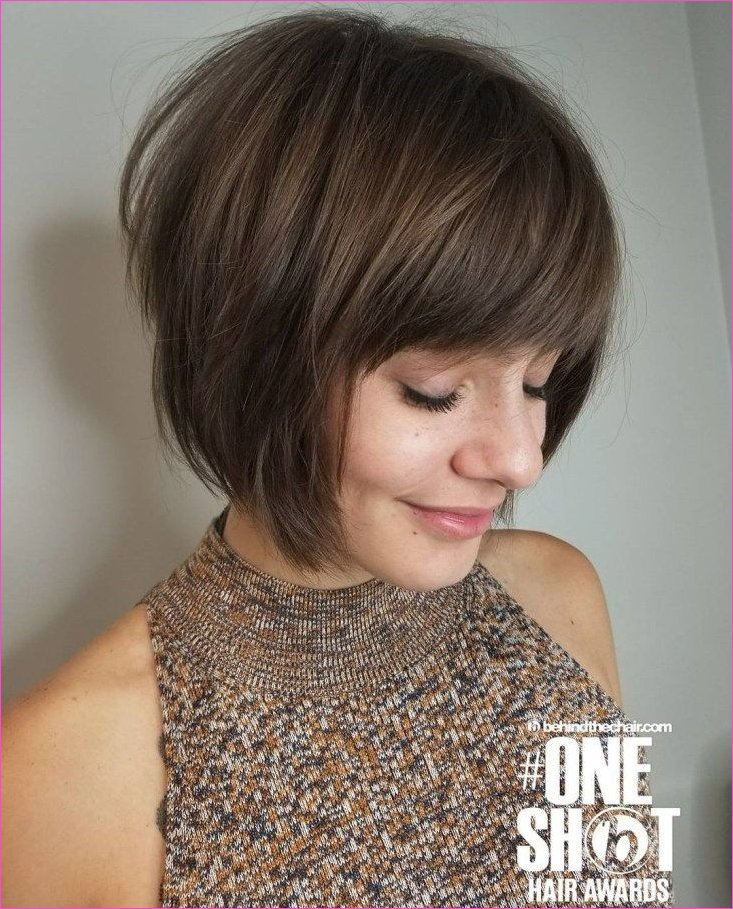 50 Classy Short Bob Haircuts and Hairstyles with Bangs in 2019 ...