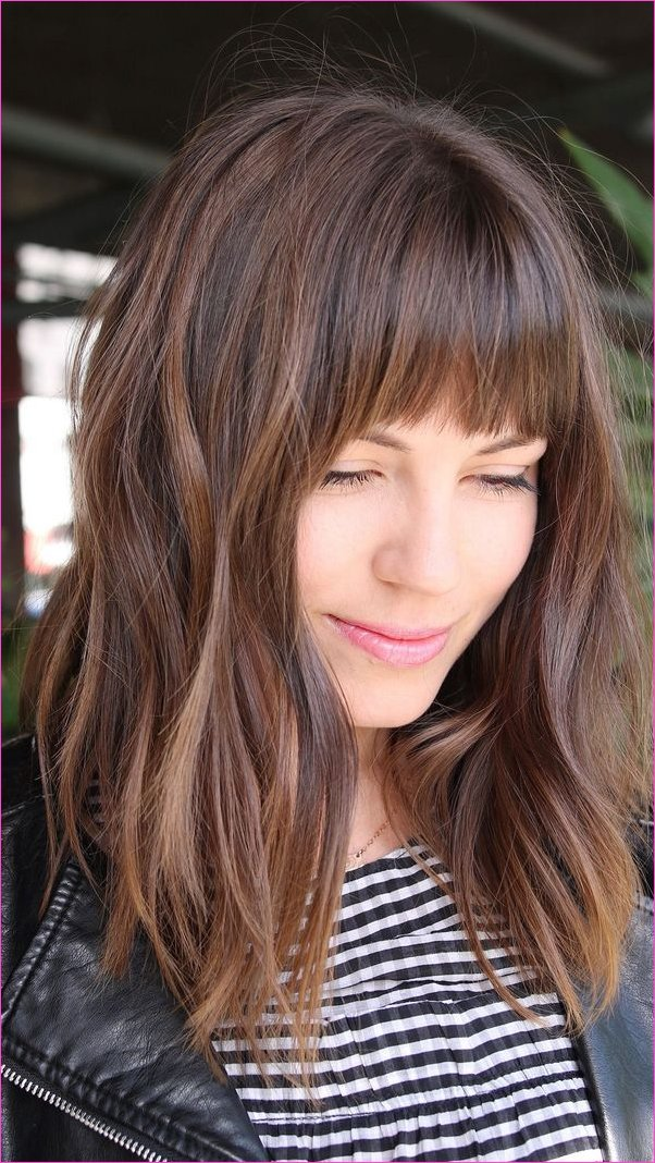 70 Long Layered Bob Hairstyle Ideas (March 2019)