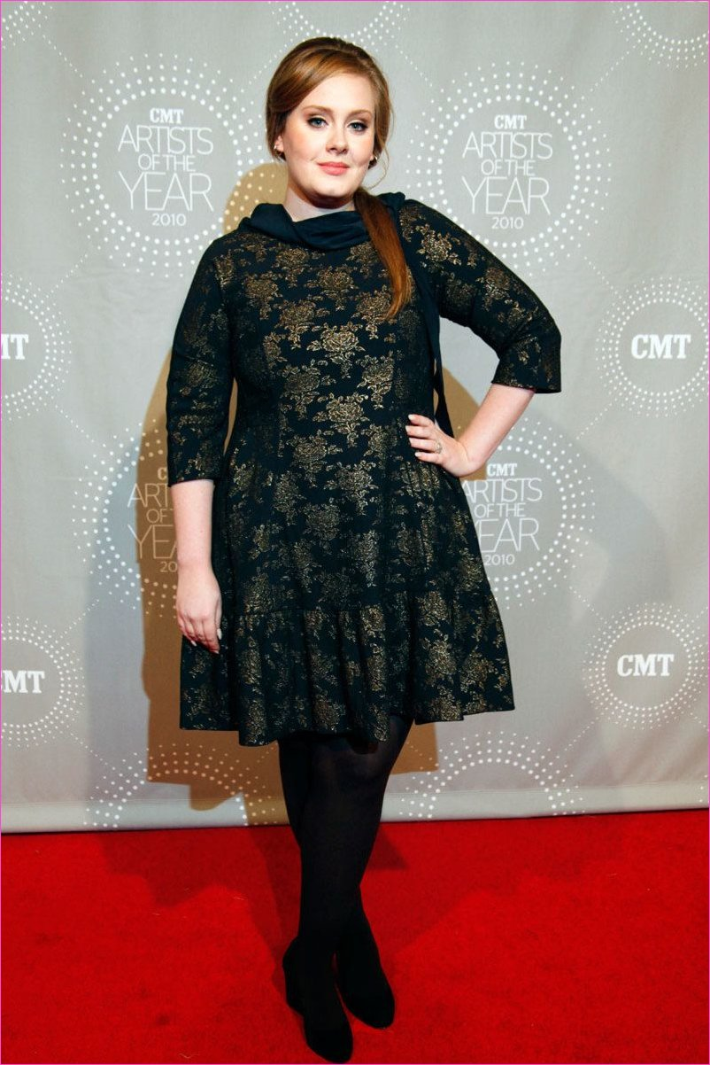 Adele Style - Fashion Pictures of Adele