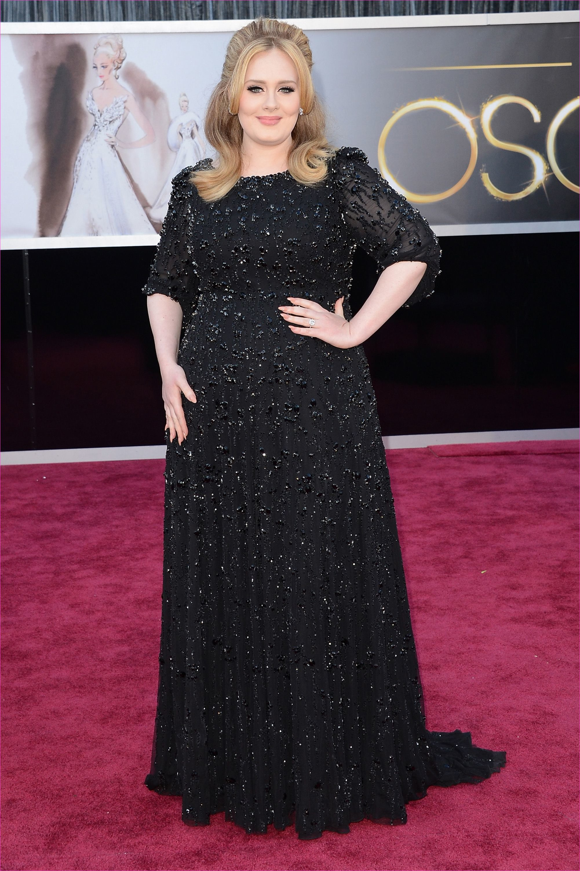 Adele's Red Carpet Evolution - Adele's Best Red Carpet Looks