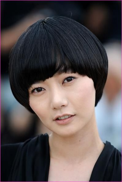 Doona Bae. Best performance in Cloud Atlas. And lovely looks ...