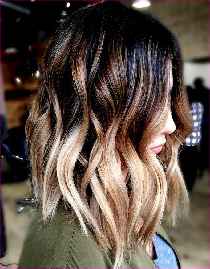 2019 Trendy Long Bob Frisuren