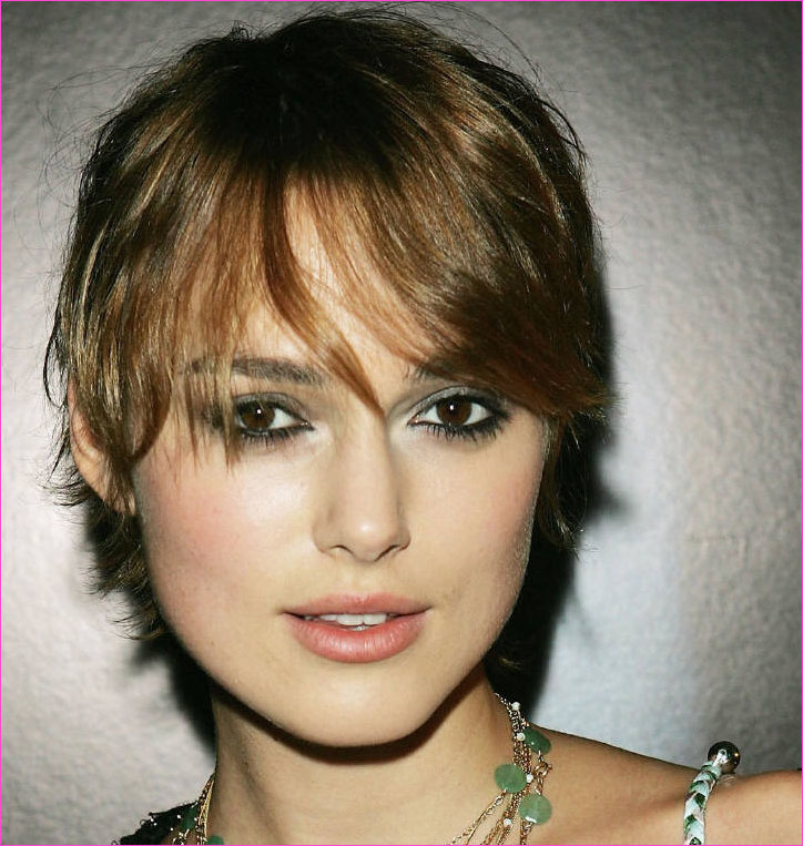 Emo Hairstyles Talk: Keira Knightley Pixie Haircuts