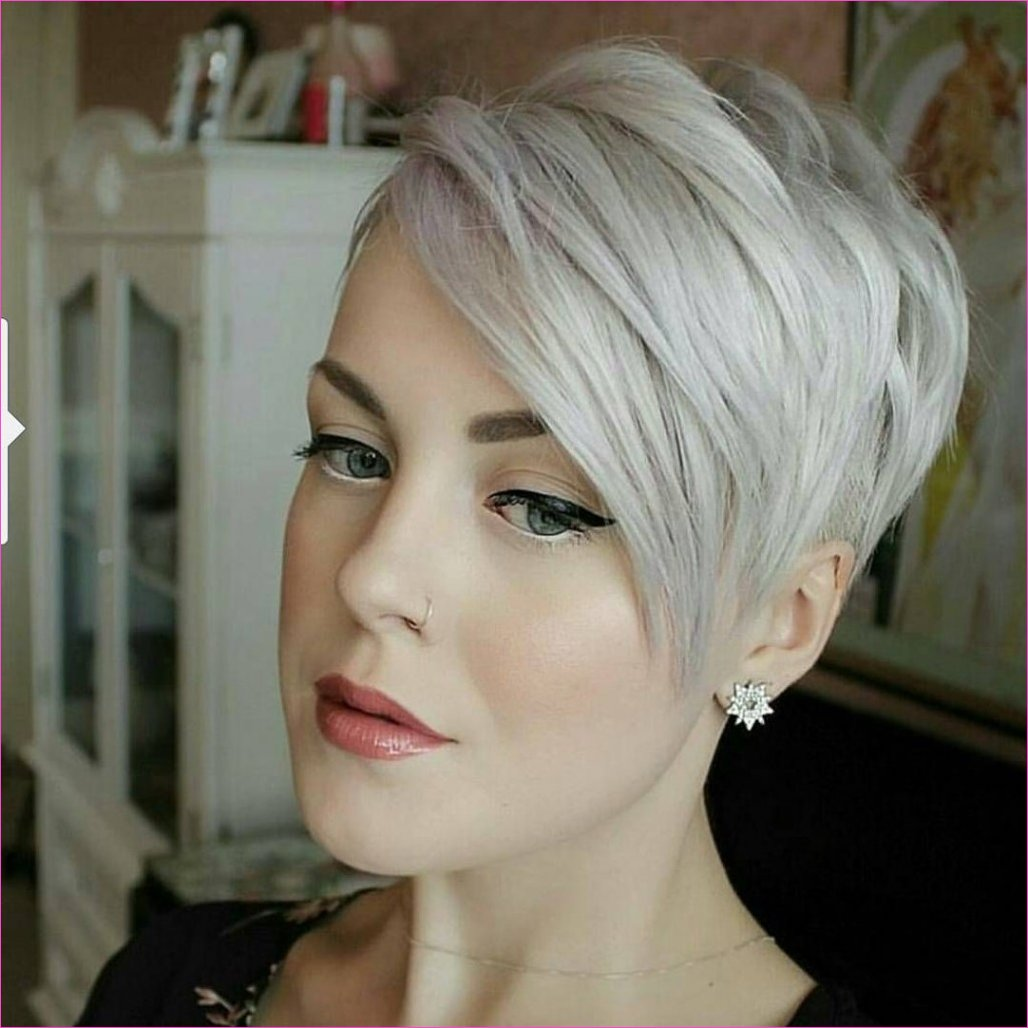 Inspirational Ideas of Pixie Cut Hairstyles 2019