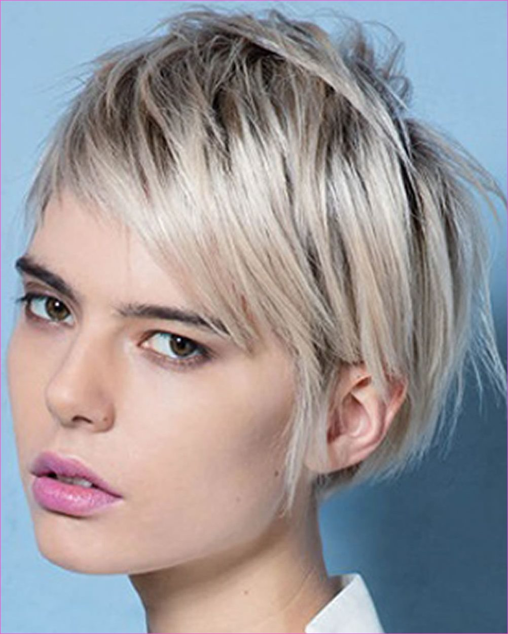 Trendy Pixie Ombre Frisuren 2019