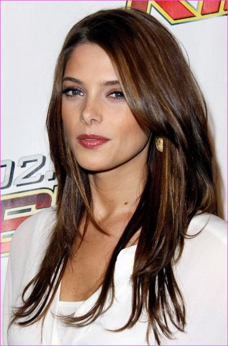 Layered haircuts for long hair with side bangs – haarschnitte 2019 ...