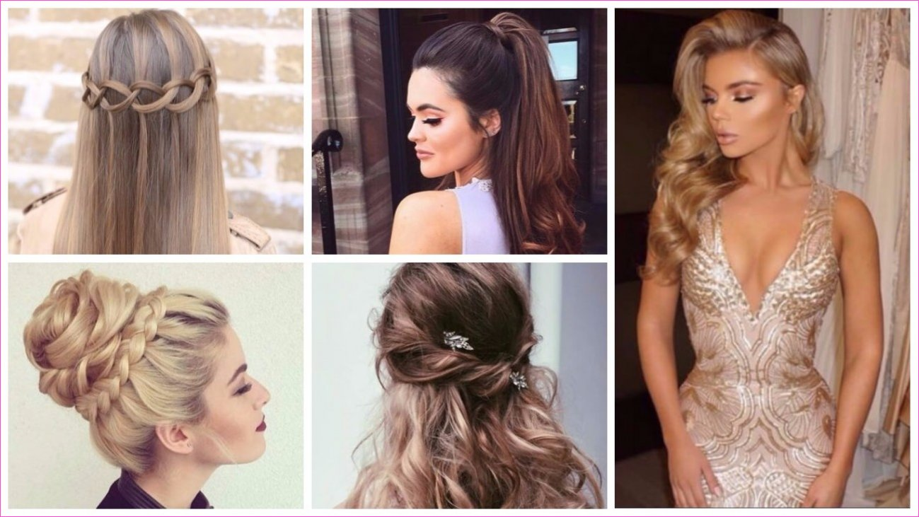 Lovely Fancy Hairstyles for Long Hair 2019