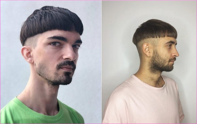 WOW, THE 90'S ARE BACK! MEET 6 MEN'S 90's haircut
