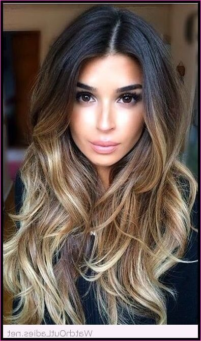 35+ Visually Stimulating Ombre Hair Color For Brunettes | Pinterest ...