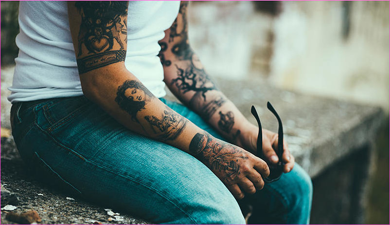 Der Tattoo Guide - Men's Health