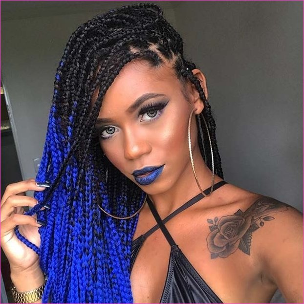 Displaying Photos of Black Braided Hairstyles (View 2 of 15 Photos)