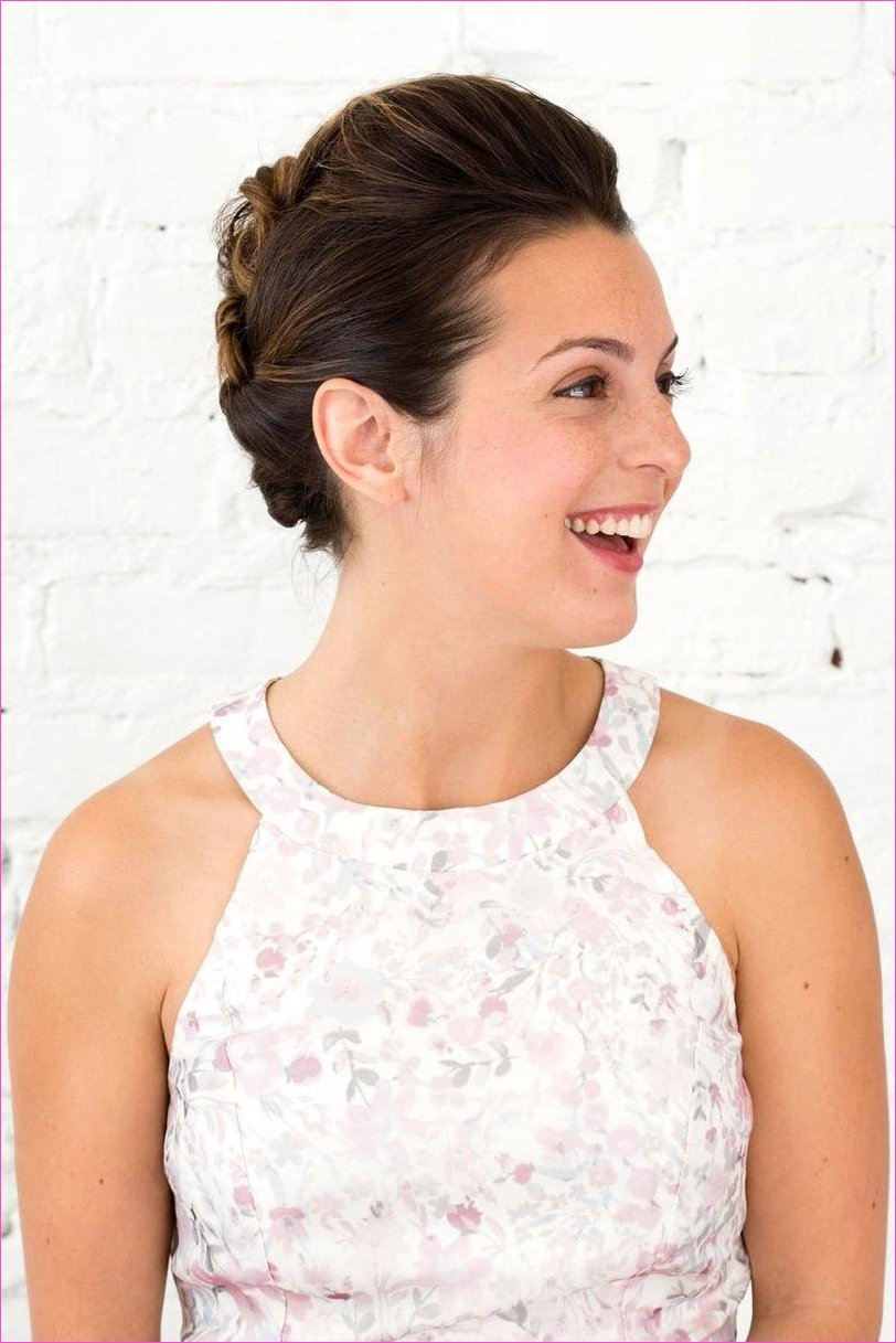 Gorgeous Updos for Short Hair