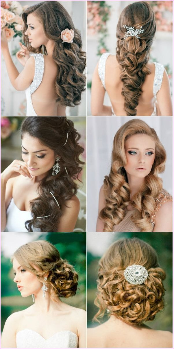 I think these are all gorgeous wedding hair styles! especially if