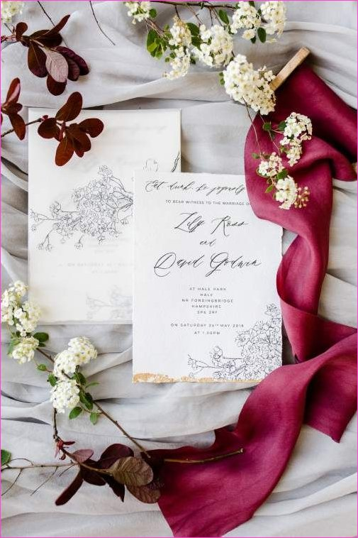 Spring Wedding Elegance Inspired by the Romance of Shakespeare's