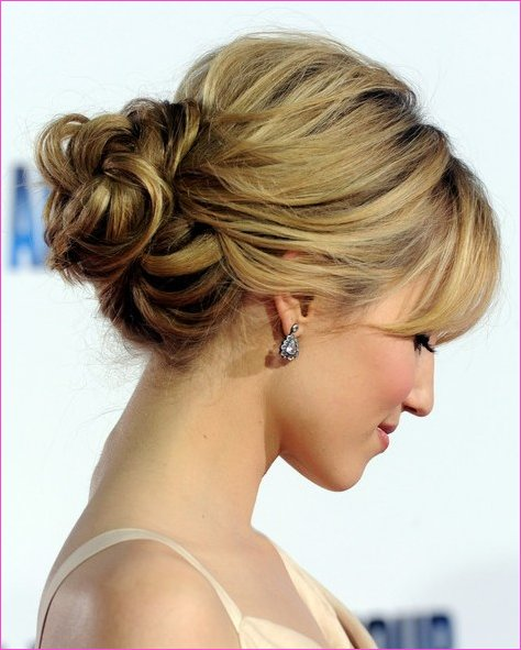 Updos for Short Hair: 69 Handpicked Short Hair Updo Styles | Hairstylo
