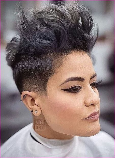 Haircut by Me 66 Shaved Hairstyles for Women that Turn Heads ...
