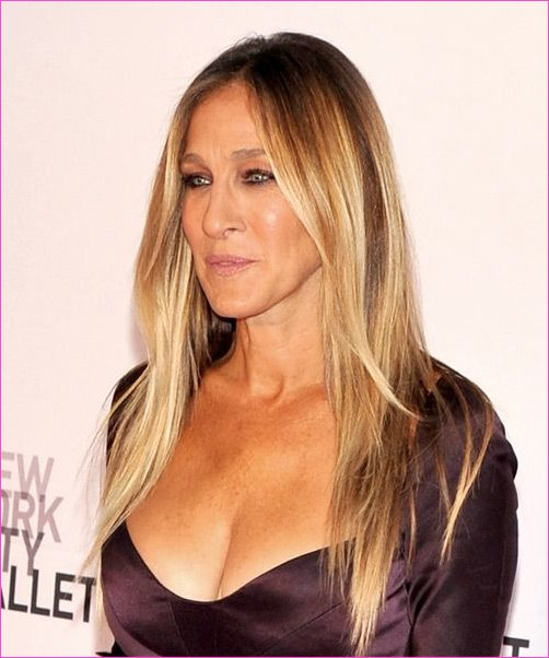 Sarah Jessica Parker Hairstyles and Haircuts