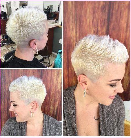 Short Shaved Haircuts For Women - Best Short Hair Styles