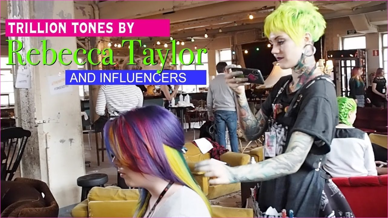 Trillion tones by Rebecca Taylor & Influencers