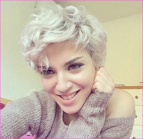 19 Cute Wavy & Curly Pixie Cuts for Short Hair in 2019 | My Style ...