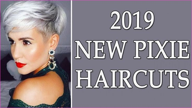 Inspirational Ideas of Pixie Cut Hairstyles 2019 - New Hairstyles