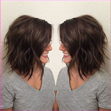 16 Chic Medium Bob Frisuren für Frauen – Mob Haircuts 2019