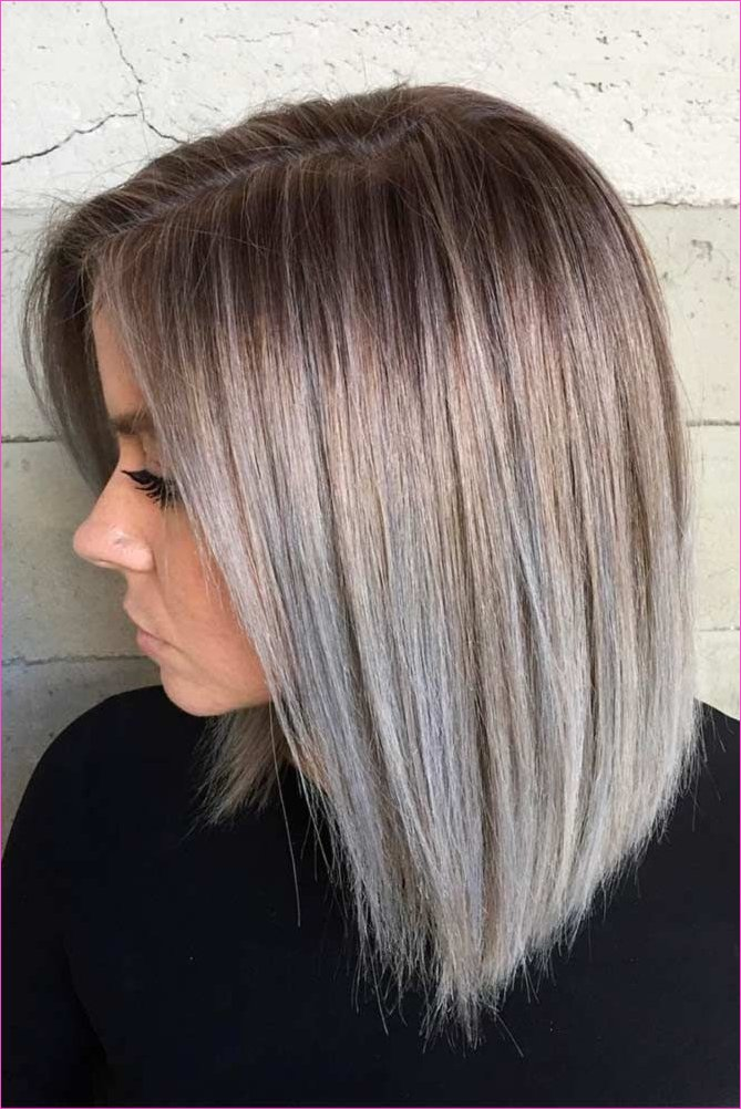 24 Chic Medium Bob Frisuren für Frauen – Mob Haircuts 2019