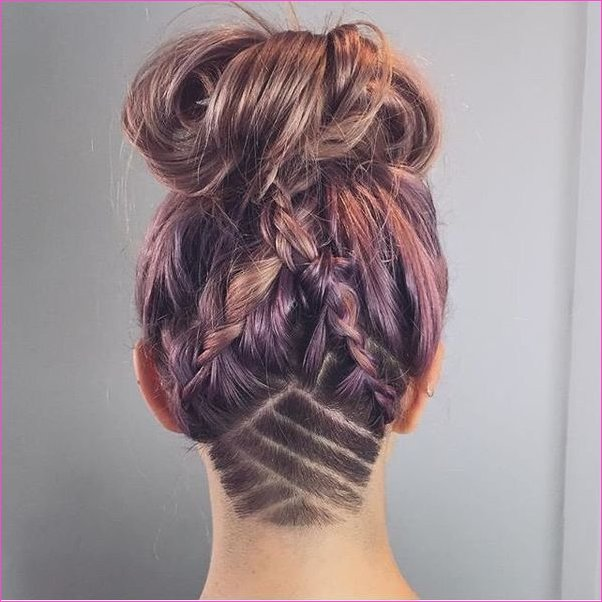 Frauen Undercut-Frisuren 11