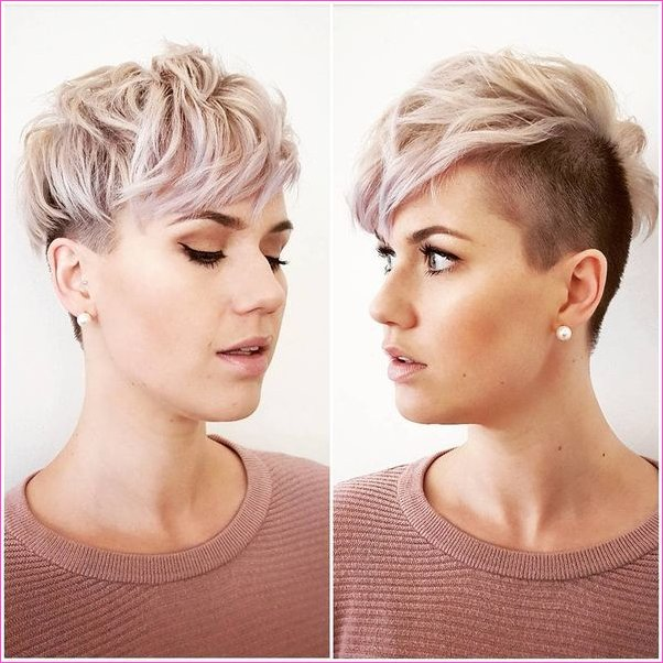 Frauen Undercut-Frisuren 13
