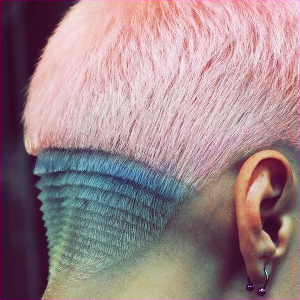 Frauen Undercut-Frisuren 16