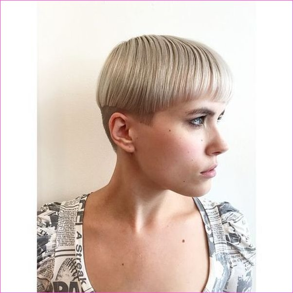 Frauen Undercut-Frisuren 20
