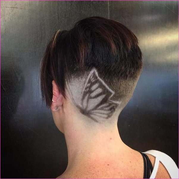 Frauen Undercut-Frisuren 23