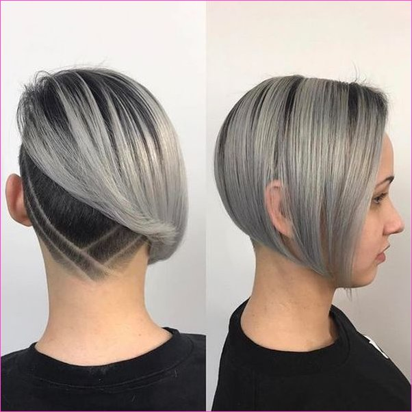 Frauen Undercut-Frisuren 26