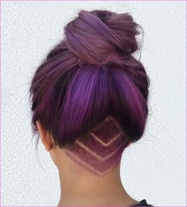 Frauen Undercut-Frisuren 36