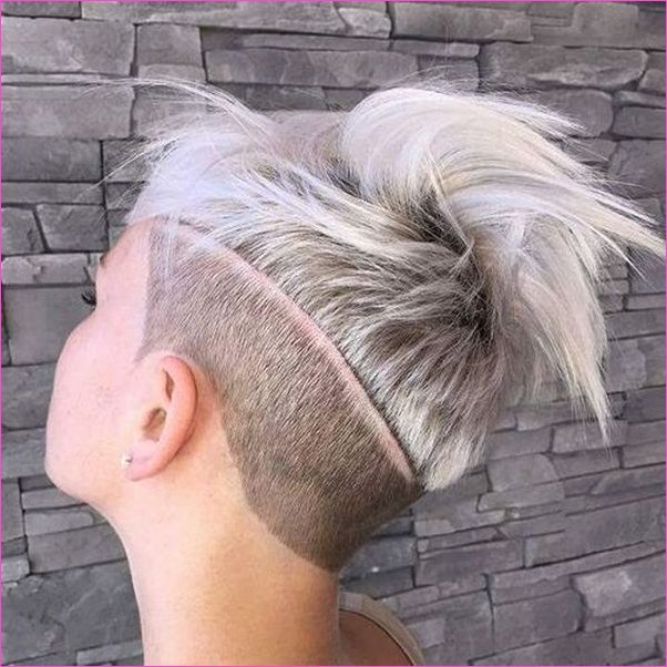 Frauen Undercut-Frisuren 6