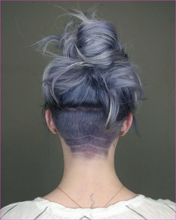 Frauen Undercut-Frisuren 9